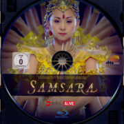 Samsara (2011) R2 German Blu-Ray Label