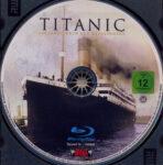 Titanic – 100 Jahre nach der Katastrophe (2011) R2 German Blu-Ray Label