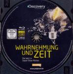 Wahrnehmung und Zeit (2011) R2 German Blu-Ray Label