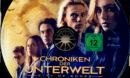 Chroniken der Unterwelt - City of Bones (2013) R2 German Blu-Ray Label