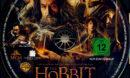 Der Hobbit: Die Schlacht der fünf Heere (2014) R2 German Blu-Ray Labels