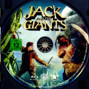 Jack and the Giants (2013) R2 German Blu-Ray Label