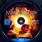 Krieg der Götter (2011) R2 German Blu-Ray Label