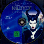 Maleficent (2014) R2 German Blu-Ray Label