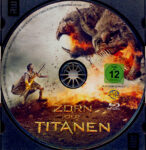 Zorn der Titanen (2012) R2 German Blu-Ray Label