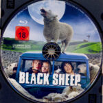 Black Sheep (2006) R2 German Blu-Ray Label