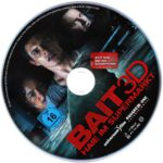 Bait 3D – Haie im Supermarkt (2012) R2 German Blu-Ray Label