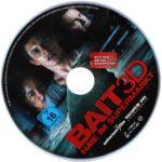 Bait 3D – Haie im Supermarkt (2012) R2 German Blu-Ray Label