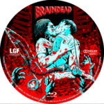 Braindead (1992) R2 German Custom Blu-Ray Label