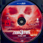 Cabin Fever: Patient Zero (2014) R2 German Blu-Ray Label