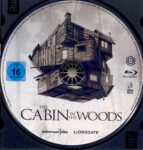 The Cabin in the Woods (2012) R2 German Blu-Ray Label