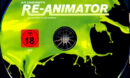 Re-Animator (1985) R2 German Blu-Ray Labels