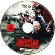 Cockneys vs Zombies (2012) R2 German Blu-Ray Label