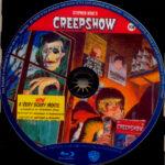 Die unheimlich verrückte Geisterstunde (1982) R2 German Blu-Ray Label