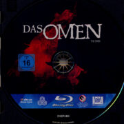 Das Omen (1976) R2 German Blu-Ray Label
