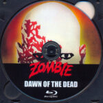 Dawn of the Dead: Zombie (1978) R2 German Blu-Ray Labels