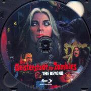 Die Geisterstadt der Zombies: Über dem Jenseits (1981) R2 German Blu-Ray Label