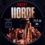 Die Horde (2009) R2 German Blu-Ray Label