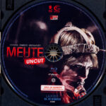 Die Meute (2010) R2 German Blu-Ray Label