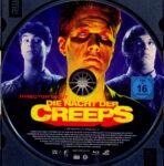 Die Nacht der Creeps (1986) R2 German Blu-Ray Label
