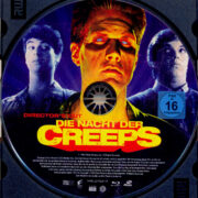 Die Nacht der Creeps (1986) R2 German Blu-Ray Label