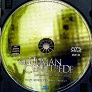 Human Centipede - Der menschliche Tausendfüßler (2009) R2 German Blu-Ray Labels