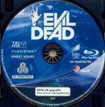 Evil Dead (2013) R2 German Blu-Ray Label