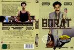 Borat (2006) R2 GERMAN Cover