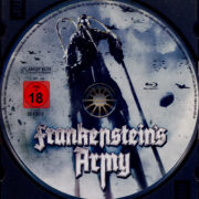 Frankenstein's Army (2013) R2 German Blu-Ray Label