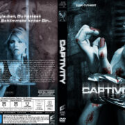 Captivity (2007) R2 GERMAN Custom Cover