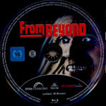 From Beyond – Aliens des Grauens (1986) R2 German Blu-Ray Label