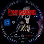 From Beyond - Aliens des Grauens (1986) R2 German Blu-Ray Label