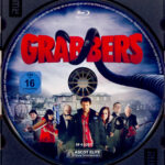Grabbers (2012) R2 German Blu-Ray Label
