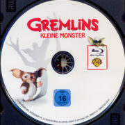 Gremlins – Kleine Monster (1984) R2 German Blu-Ray Label