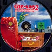 Gremlins 2 – Die Rückkehr der kleinen Monster (1990) R2 German Blu-Ray Label