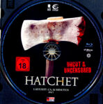 Hatchet (2006) R2 German Label