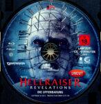 Hellraiser: Revelations (2011) R2 German Blu-Ray Label