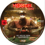 Hostel 3 (2011) R2 German Blu-Ray Label