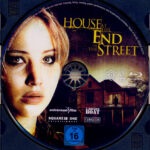 House at the End of the Street (2012) R2 German Blu-Ray Label
