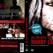 All the Boys love Mandy Lane (2006) R2 GERMAN Cover