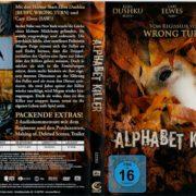 Alphabet Killer (2009) R2 GERMAN Cover