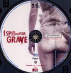 Ich spuck' auf dein Grab (1978) R2 German Blu-Ray Label