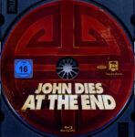 John Dies at the End (2012) R2 German Blu-Ray Label