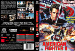 American Fighter 2 (1987) R2 GERMAN Cover