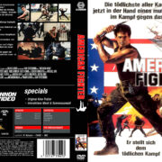 American Fighter (1985) R2 GERMAN Cover