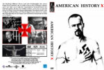 American History X (1998) R2 GERMAN Custom Cover
