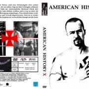 American History X (1998) R2 GERMAN Custom Cover