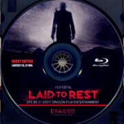 Laid to Rest (2009) R2 German Blu-Ray Label