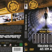Andromeda – Tödlicher Staub aus den All (1971) R2 GERMAN Cover