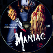 Maniac (1980) R2 German Blu-Ray Labels